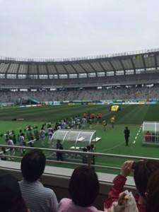 サッカー①